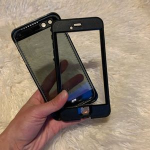 Black LifeProof Case for IPhone 6 Plus
